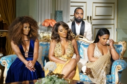 "THE REAL HOUSEWIVES OF ATLANTA -- ""Reunion"" -- Pictured: (l-r) -- (Photo by: Annette Brown/Bravo)"