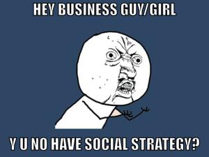 Y U No Social